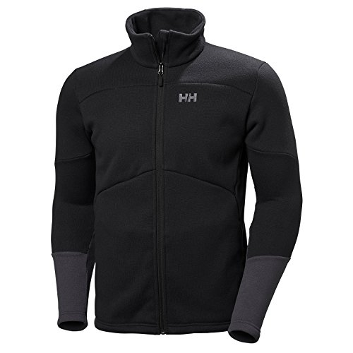 Helly Hansen E Black Midlayer Jacket, Black, Small -  Helly Hansen - Private Brands - US, 51786_990-S-990-Small