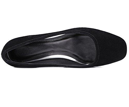 Nine SevenCourt Shoes - Sandalias con cuña mujer negro