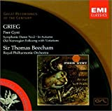 Grieg: Peer Gynt, Symphonic Dance No. 2, In Autumn, Old Norwegian Folk Song with Variations