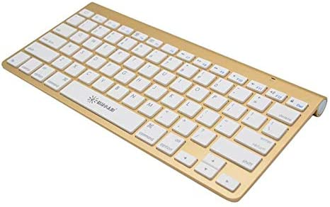 SUNROSE BK200 78 Keys Bluetooth Wireless Keyboard for iPhone iPad iOS Android Phone Tablet PC Bluetooth Wireless Keyboard New PrinceShop