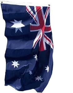 Bandera de Australia 3 x 5 onlinediscountstore 3 x 5 bandera poliéster