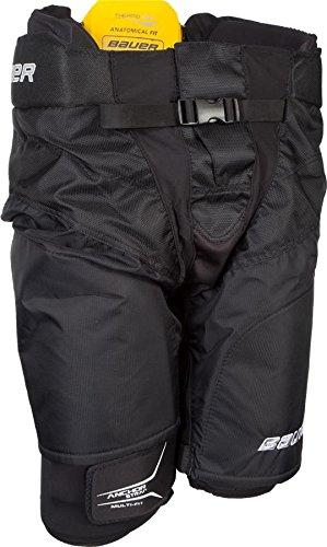 Bauer Supreme 190 Junior Ice Hockey Pants - Black - Size M - Jr Girdle