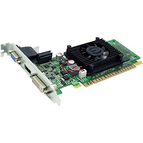 EVGA 01G-P3-1312-LR GeForce 210 Graphic Card - 520 MHz Core - 1 GB DDR3 SDRAM - PCI Express 2.0 x 16