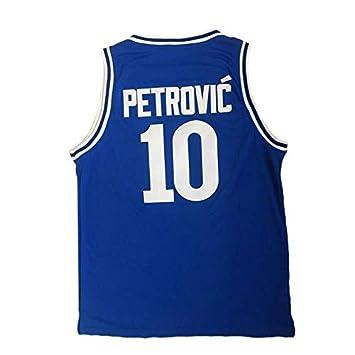 Qimeijer - Camiseta de Baloncesto Personalizable Drake Drazen ...