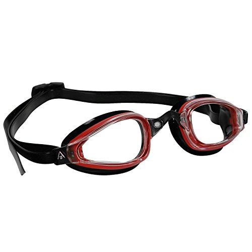 Aqua Sphere K180 - Gafas de natación (tintadas) multicolor negro/ rojo 10.05€