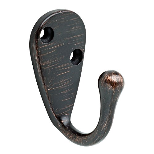 Liberty B46113Z-VBR-C Large Single Robe Hook