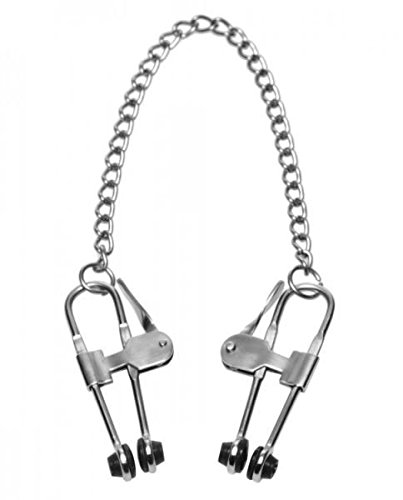 Master Series Nipple Press Clamps by Master Series by XR Brands