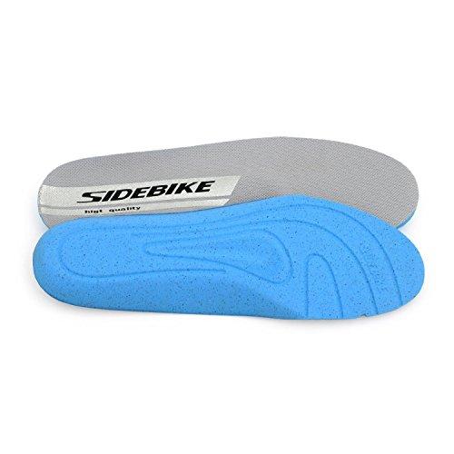 SIDEBIKE Adult's black S02 MTB Shoe Synthetic Mtb ZwZ8q7