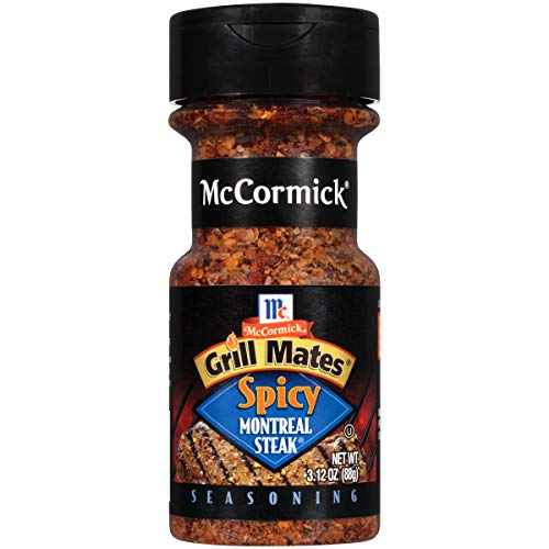 McCormick Grill Mates Spicy Montreal Steak, 3.12 oz, 2 pk