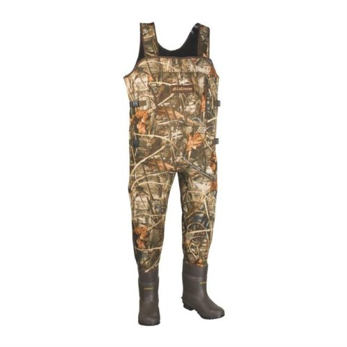 Cheap Lacrosse Mallard II Expandable 1000G Insulated Wader – Men's Realtree Max 5 11 M