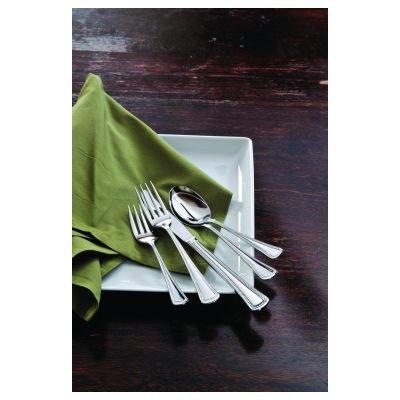 Oneida 2544SPLF Needlepoint S/S Oval Soup / Dessert Spoon - Dozen by Oneida (Image #2)
