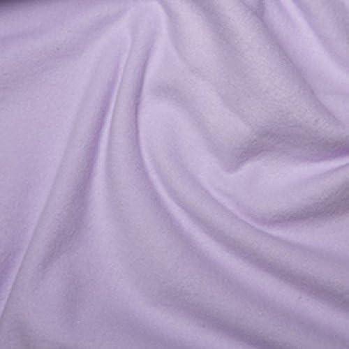 Discover Direct Lila Tejido Plain 100% Cepillado algodón Wynciette ...
