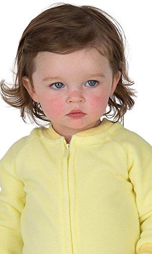e82d4c207 Footed Pajamas - Mellow Yellow Infant Fleece Onesie - Buy Online in ...