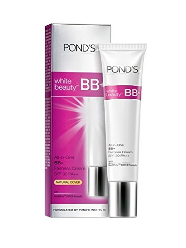 Ponds White Beauty All-in-One BB+ Fairness Cream (50 g) by Pond's
