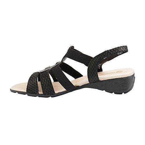R5248 Noir Sandale Noir Remonte femmes femmes Remonte Sandale R5248 Remonte aHwnq1F