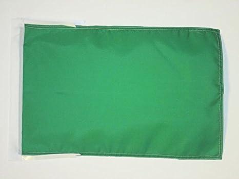 AZ FLAG Bandiera COMMISSARIO di Pista Gialla 45x30cm BANDIERINA COMMISSARIO di Percorso 30 x 45 cm cordicelle