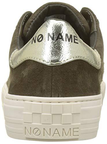 Arcade Women Verde Sneaker Sneakers Name Green borchie bosco No 2l Goatsuede fwgOq
