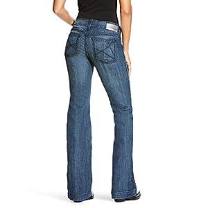 ARIAT Wmn Trouser Bluebell 33 R