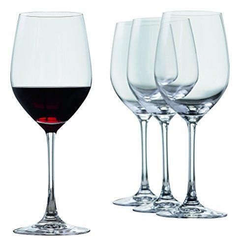 Spiegelau 4510271 Vino Grande Red Wine Glasses (Set of 4), One Size,