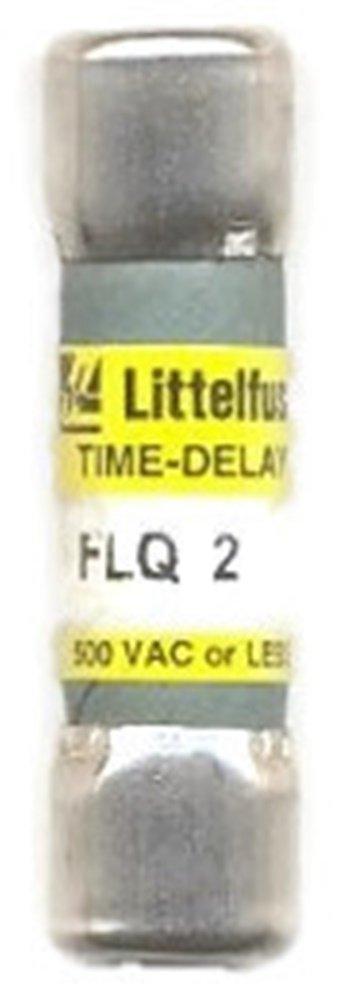 0.4Amp 500V Time Delay Midget Fuse 10 Littelfuse FLQ-4//10 0.4A FLQ 4//10 A