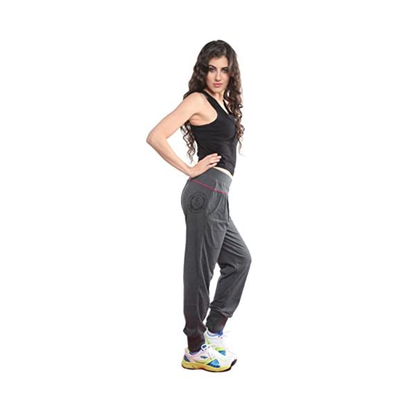 Lovable Women's Loose Fit Trackpants