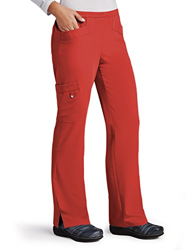 (Grey's Anatomy Signature 2208 April Cargo Pant Poppy M Tall)