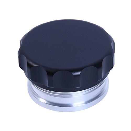 (HiwowSport 2inches Billet Aluminium Alloy Fuel Cap Weld On Filler Neck And Oil Tank Cap)