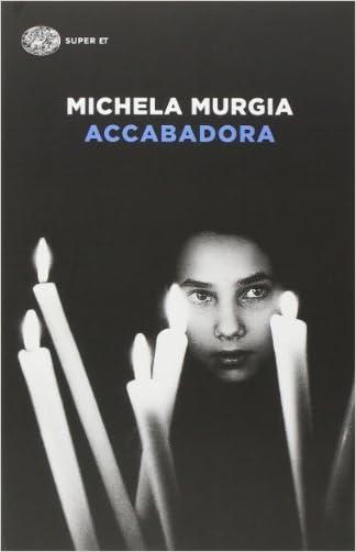 Libri di michela murgia - accabadora (italiano) copertina flessibile 8806221892