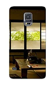 ZqPKwlq1419zsRcC Snap On Case Cover Skin For Galaxy S5(asian Room)