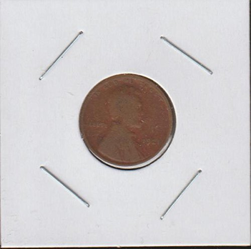 1921 Lincoln Wheat (1909-1958) Penny Good