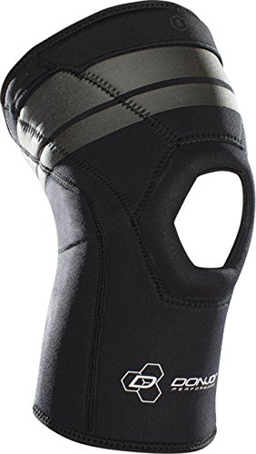 DonJoy Performance ANAFORM Compression Sleeve – Mild/Moderate Knee Cap Support for Strains