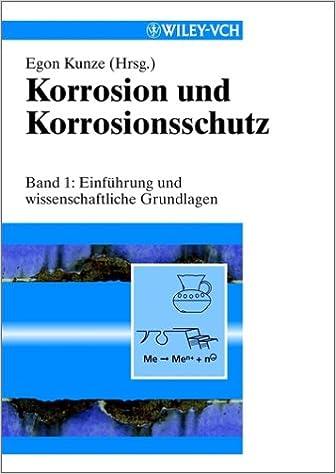 KORROSION UND KORROSIONSSCHUTZ PDF DOWNLOAD