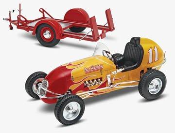 Revell 1:25 Kurtis Midget Racer Offenhauser with ()