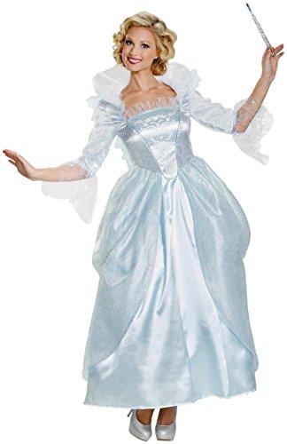 Disguise Women's Fairy Godmother Movie Adult Prestige Costume,