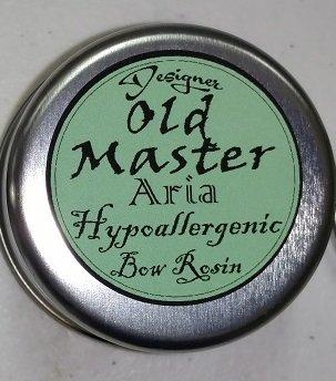 NEW - Hypoallergenic - Aria Rosin - Traditional