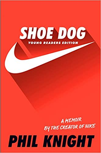 Shoe Dog 9781534401181 Amazon Young Readers Knight Phil g0wdg4rx