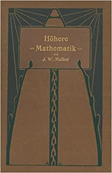 Book Höhere Mathematik für Studierende der Chemie und Physik und Verwandter Wissensgebiete
