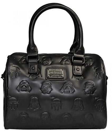 Loungefly Star Wars Darkside Mini City Bag (Darth Vader Purse)