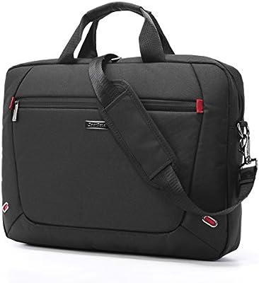 Coolbell - Bolso bandolera para ordenador portátil, bolso de mano, maletín de nailon Oxford, bolso de hombro, delgado, para ordenador portátil, ...