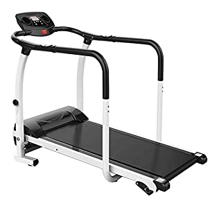 Well-Being-Matters 41AYT4codQL._SS300_ CffdoiPBJI Folding Ttreadmill, Electric Walking Machine for Middle-Aged and Elderly People, Household Multifunctional…