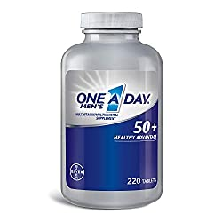 One A Day Men's 50+
