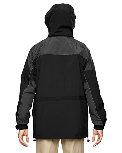 Tone In End Black Parka 1 Two 3 North 88006 City Ash 703 Adult zCqxU4