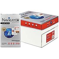 Navigator NPL1420 - Platinum Paper, 99 Brightness, 20lb, 8-1/2 x 14, White, 5000/Carton-SNANPL1420