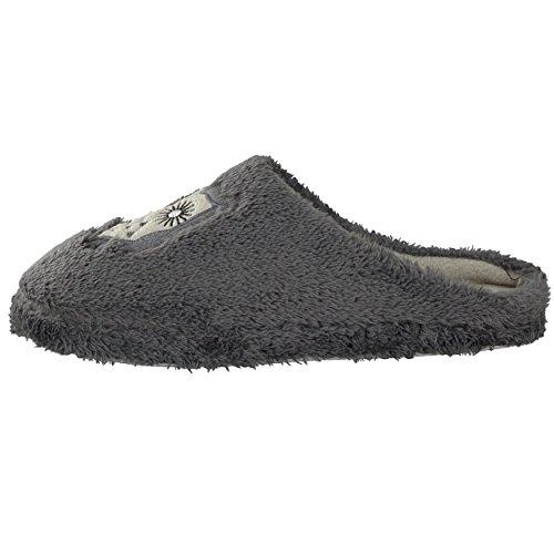 brandsseller Zapatillas de Material Sintético Para Hombre, Color Rojo, Talla 44