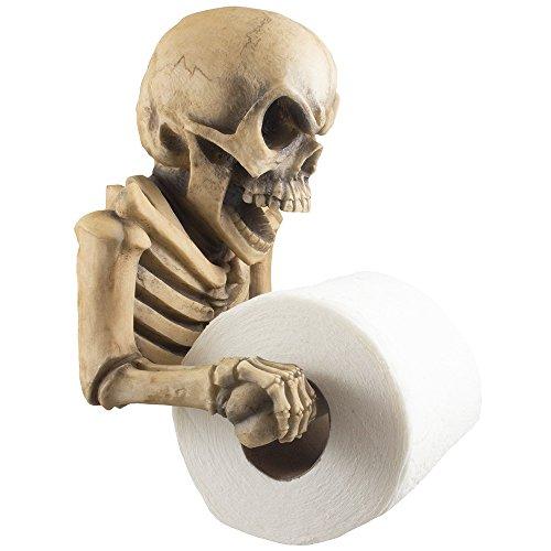 Skeleton bathroom accessories