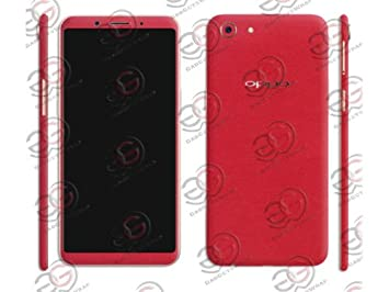 GADGETS WRAP Oppo A83 Red Matte Skin for Front &: Amazon in
