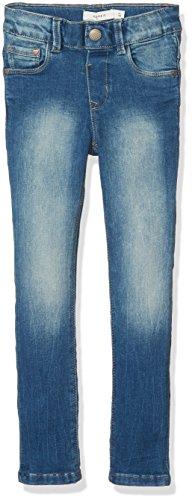 Gris Noos 110 para Niñas IT Blue Skinny Denim Mini Jeans Pant Nittamma Medium Dnm NAME vFqAwYA