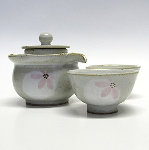 Convenient Traditional Korean Teaset / Hand-made / Gift Boxed