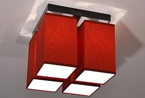 Plafoniere Per Lampade Led E27 : Plafoniera lampada soffitto design retro hotel ufficio e27