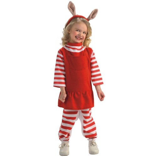 Olivia Toddler Costumes (Olivia Toddler EZ-On Romper Costume)